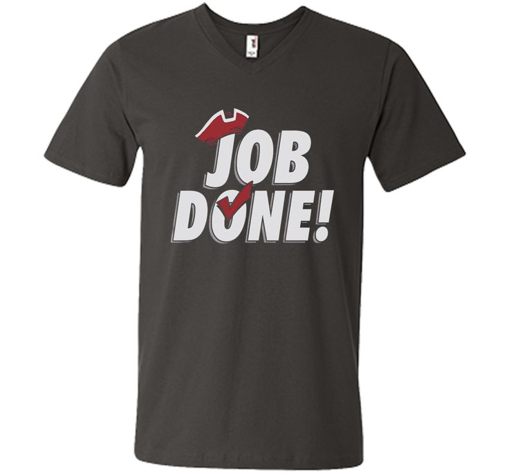 Job Done New England T-Shirt