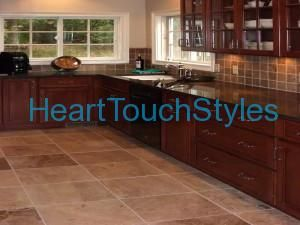 Kitchen floor plans are one of the more sensitive design areas of home. In kitchen design floor must contains some specifications i.e. it makes with rugge
