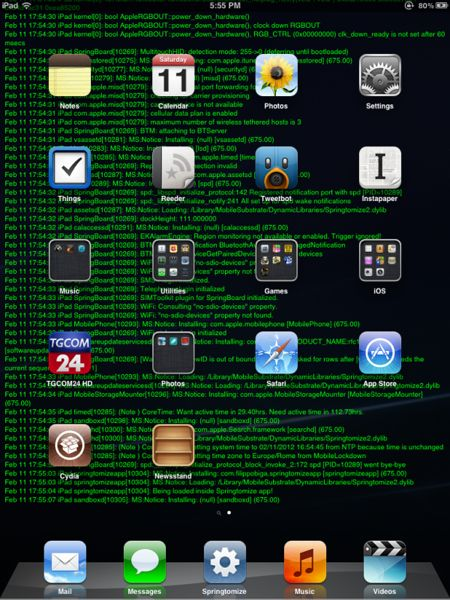 New LivePapers Cydia Tweak for Moving Wallpaper on iPhone, iPod