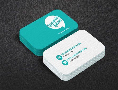 30 Beautiful Business Card Designs