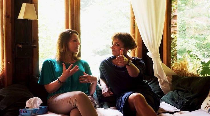 """Warsztat """"Kobieca Strona Mocy"""" jest świetną platformą do lepszego poznania siebie, wymiany doświadczeń oraz inspiracji na podstawie wielu długich rozmów."""