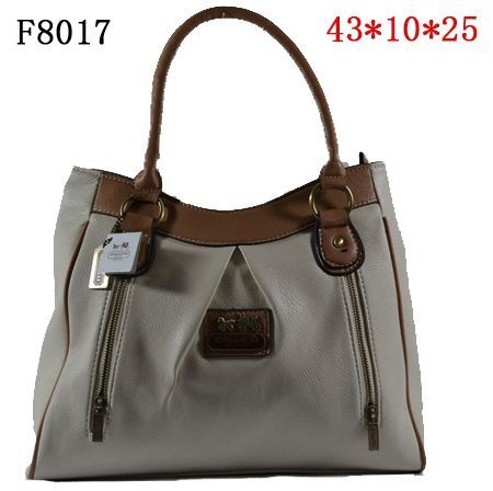 Coach Madison Bag With Zip Tote Grey [Coach-0012] - $55.43 : Coach Outlet Canada Online