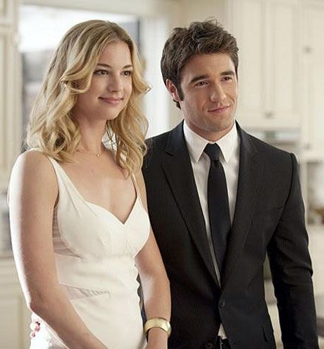 are emily and daniel dating from revenge