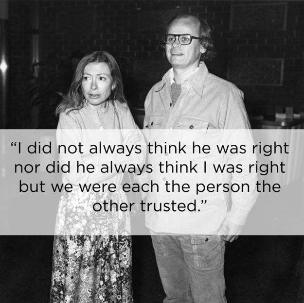 A celebration of all the ways Ms. Didion helps us make sense of it all.