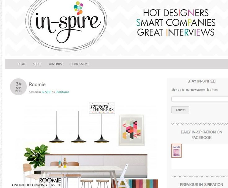 In-spire blog Oct 2013