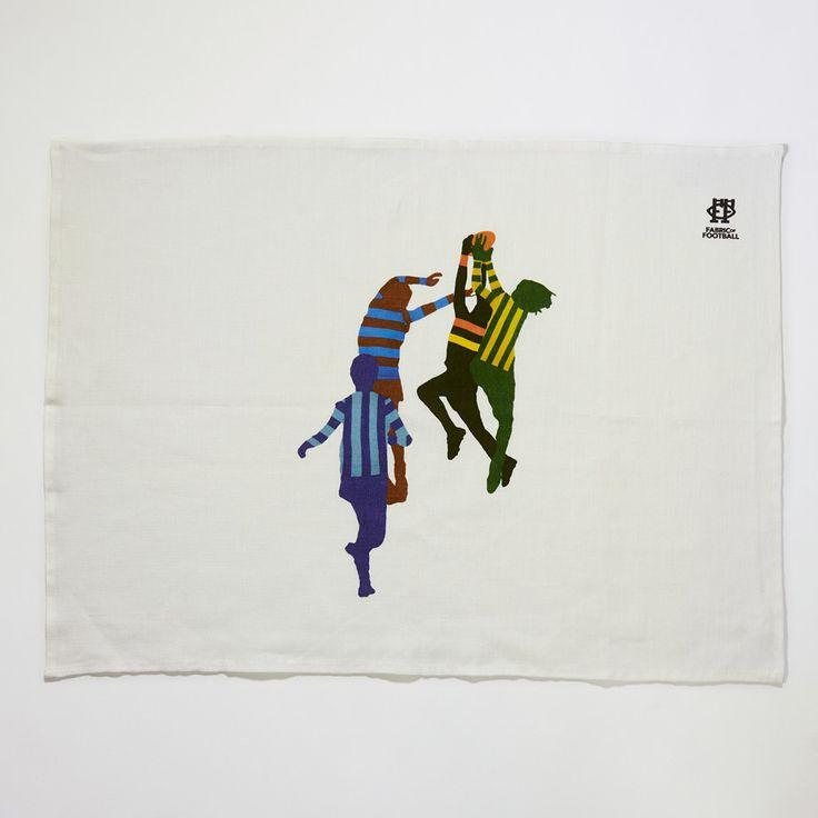 Fabric of Football_Big Mark Tea Towel.jpg