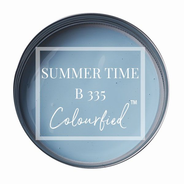 Colourfied's new colour - Summer Time