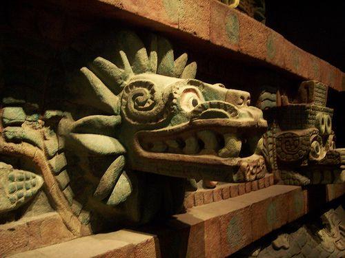 ¿Dónde vive la serpiente emplumada? Conoce el nido de uno de los personajes más emblemáticos de nuestra historia: Quetzalcóatl.