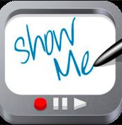 ShowMe: Interactive whiteboard app which has great potential for students to show their thinking through word work activities. Word lists, word sorts, word webs catergorising.......Students can record their voice and explain what the have done and why. https://www.youtube.com/watch?v=4NLzGy2XSq8
