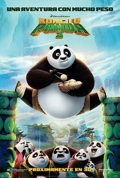 Descargar Peliculas y Revistas GRATIS: Kung Fu Panda 3 2016