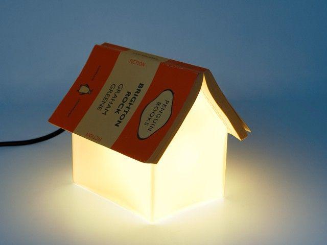 """Лампа для чтения """"Домик"""""""
