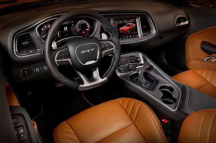 New Review Dodge Challenger SRT Hellcat 2015 Specs Interior View Model