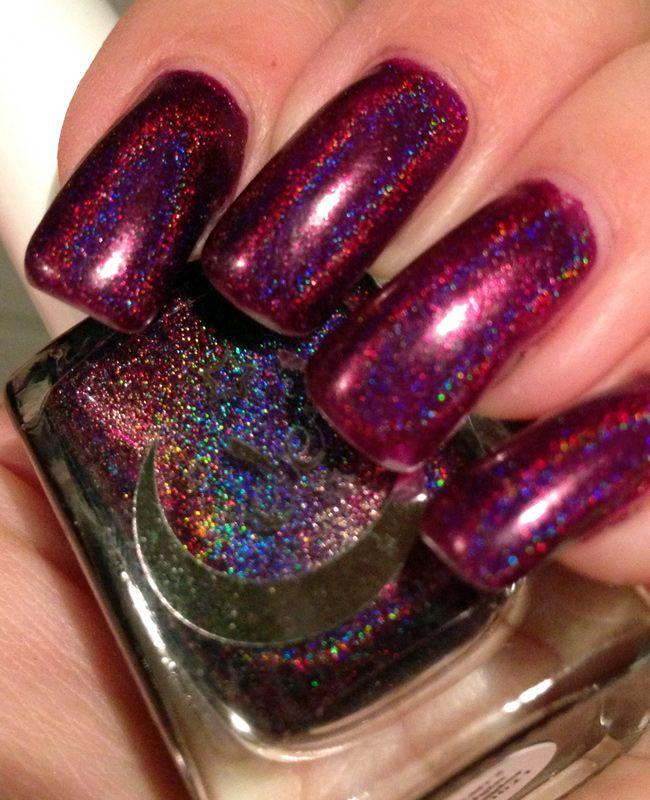 Edgy Polish - Celestial Cosmetics Blitzen´s Budgie Smuggler