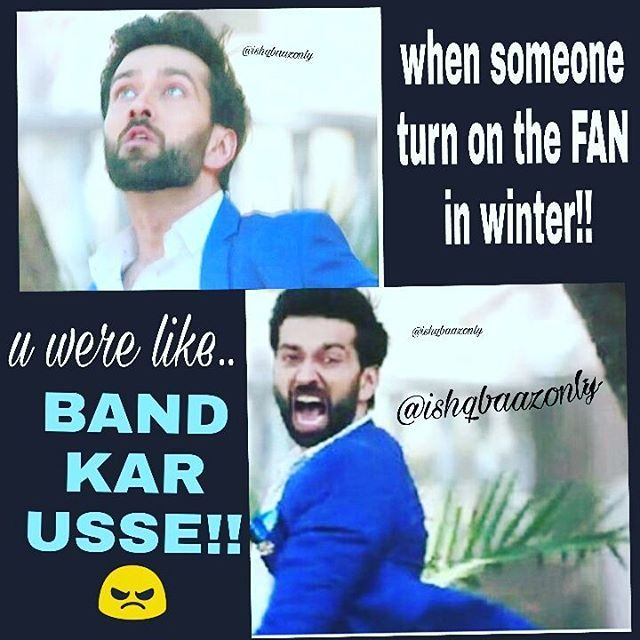 So this is mandatory!! Coz it's too cold and our Naks birthday!! Loads of love @nakuulmehta !! I know the edit is not good but I just made this in 3 min #bhanu  @nakuulmehta  happy birthday!!  #ishqbaaaz