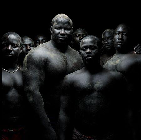 Senegal, wrestling