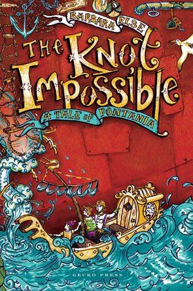 The Knot Impossible - Barbara Else - Gecko Press
