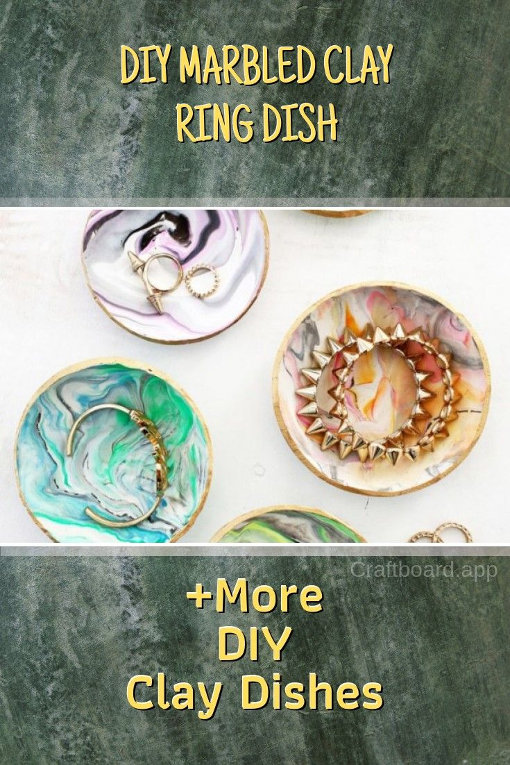 44 Creative DIY Clay Dishes You Can Easily Make at Home
