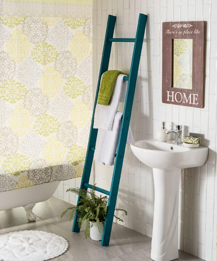 Tu baño merece ese cuidado especial al momento de decorar. #Hogar #Espacios #Iluminación #Diseño #TiendaEasy