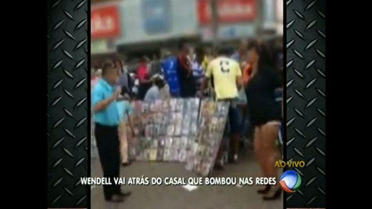 Casal dançarino do DF chama atenção nas redes sociais - Vídeos - R7