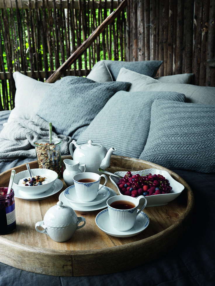 234 best images about confec o quartos salas on pinterest for Breakfast in bed ideas
