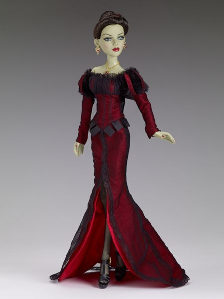 Fiery Skies - WICKED WITCH OF THE WEST #TonnerDoll #TonnerDolls #FashionDolls #Tonner #FashionDoll