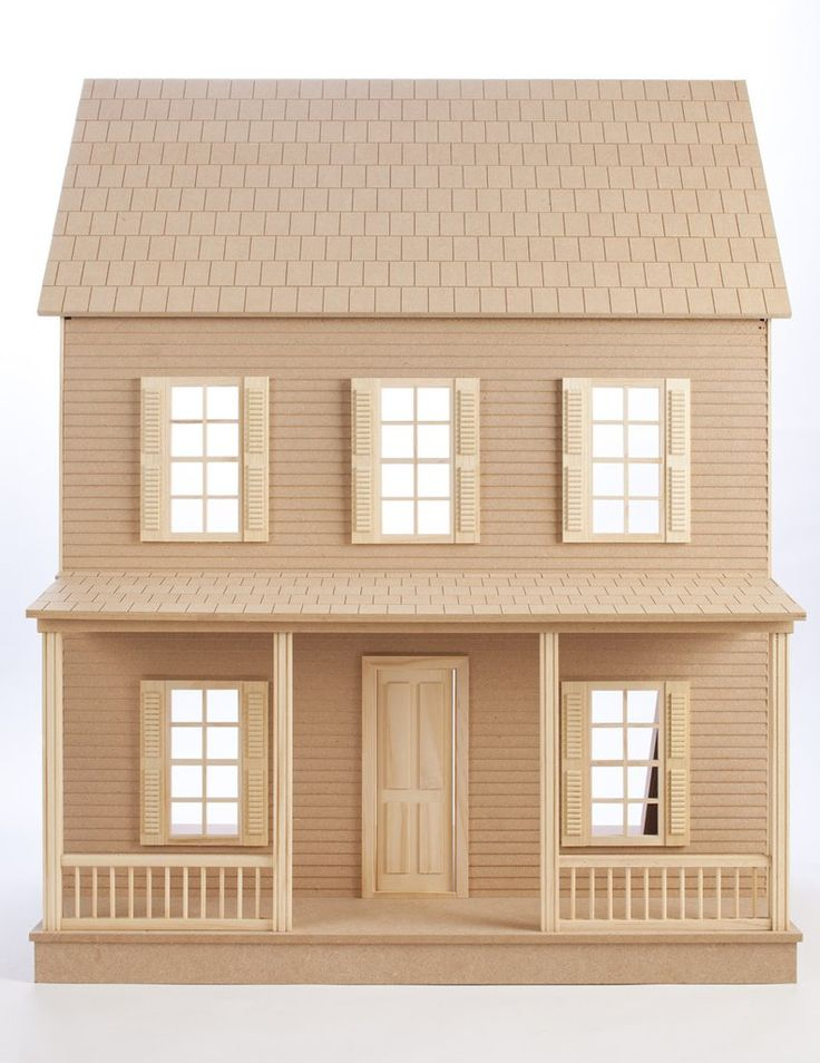 17 best images about quickbuild dollhouse kits on Victorian cottages kit homes