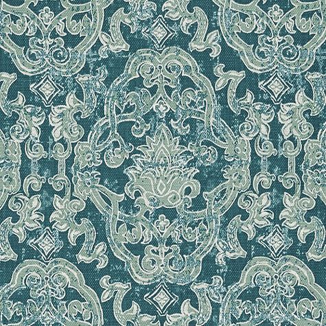 Frances Teal Fabric by the Yard                                                                                                                                                                                 More