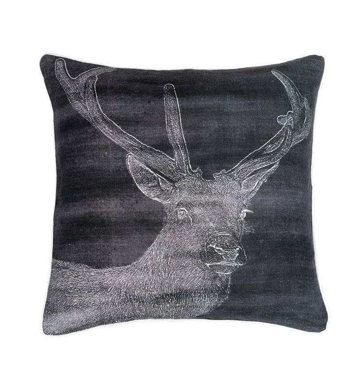 Black-Deer-Front   Available at Ampersand Geelong