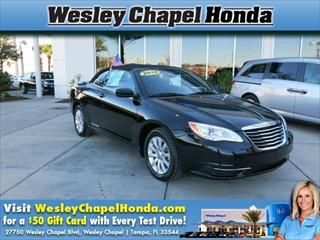 2012 Chrysler 200 Touring - Wesley Chapel Florida area Toyota dealer near Tampa Florida – New and Used Toyota dealership Serving St Petersburg Clearwater Largo Florida