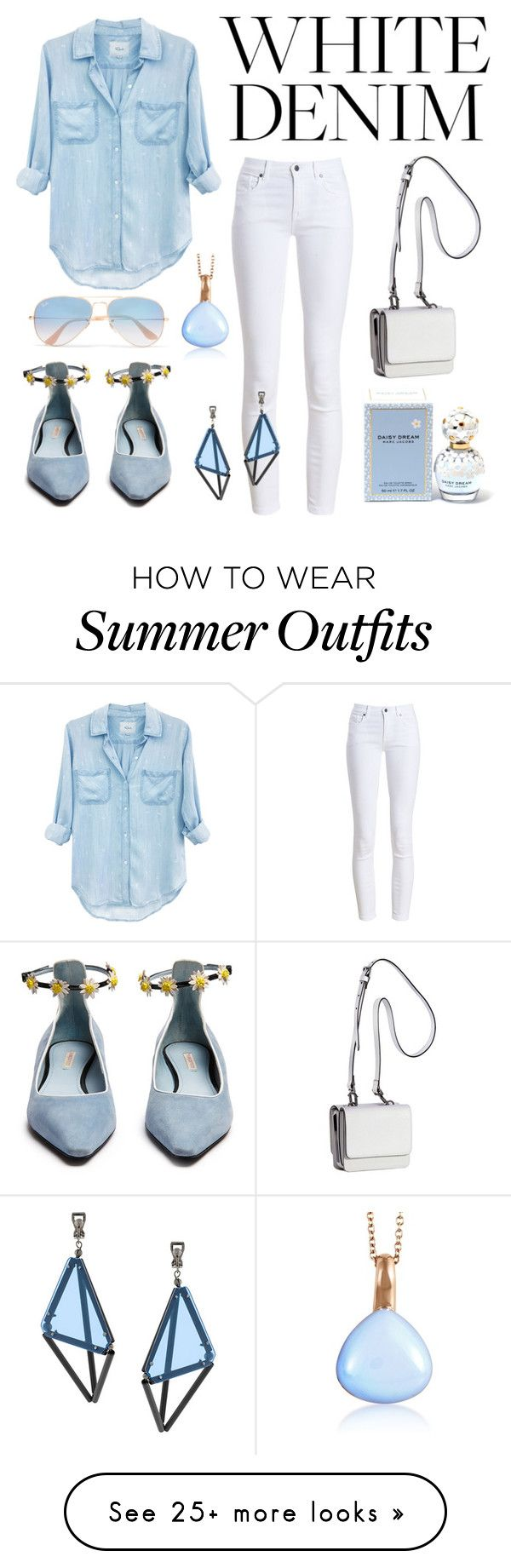 """""""You Look Fresh"""" by cstarzforhome on Polyvore featuring Rails, Barbour, Kendall + Kylie, Fabrizio Viti, Marc Jacobs, Ray-Ban, Bucherer and Issey Miyake"""