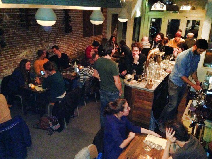 Bar Huf  http://amsterdamcurated.nl/bar-huf/ #Bar, #BarAmsterdam, #BarHuf, #BarPaul, #CafeAmsterdam, #CasperReinders, #Party, #PaulHuf, #UitgaanAmsterdam