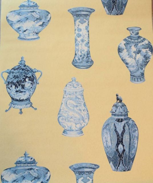 21 Best Toile Wall Paper Images On Pinterest: Best 25+ Asian Vases Ideas On Pinterest