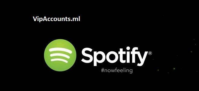Accounts Spotify Premium Account 7-12-2016