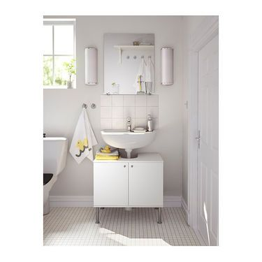 IKEA FULLEN wash-basin base cabinet w 2 doors