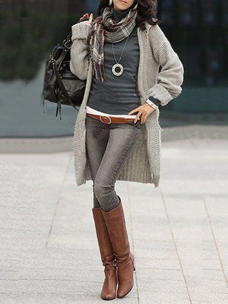Street style : Le look Casual chic automne-hiver qu'on aime porter