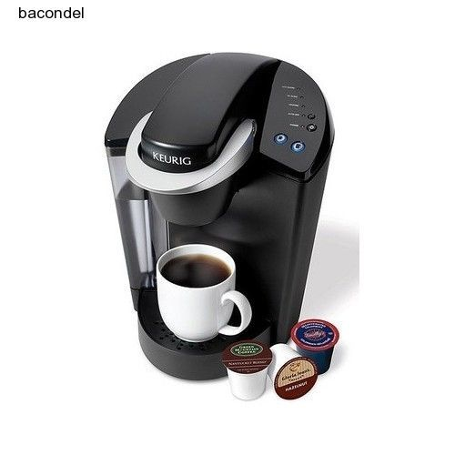 Coffee Maker Quietest : Keurig Coffee Maker Black Quiet Automatic Instant K-Cup Brewer 48oz Machine New Great Gifts ...