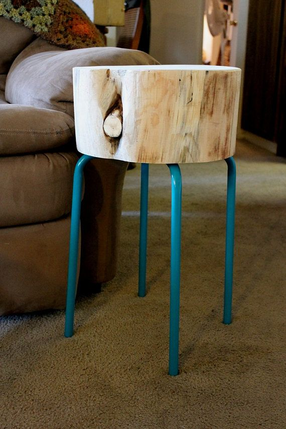 89 best images about tree stump table on pinterest stump for Stump furniture making