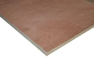 Wickes Non Structural Hardwood Plywood 18x1220x2440mm | Wickes.co.uk