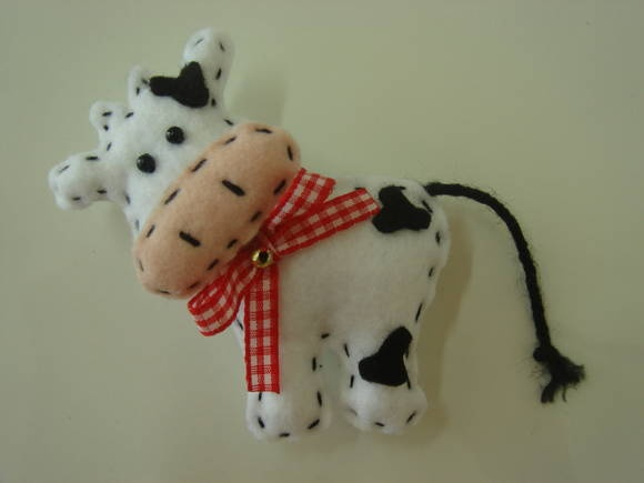 animaisfeltrotecido on Pinterest  Toys, Ornaments and Feltro