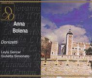 Donizetti: Anna Bolena [CD]