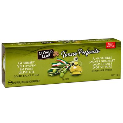 #Clover #Leaf #Seafoods - Save $2.00 on ONE #CLOVER LEAF® Tonno Preferito tri-pack (3x80g) Yellowfin Tuna in Olive Oil  #onlinecoupons #printablecoupons #smartsource.ca - http://canadiancoupons.net/219766/clover-leaf-seafoods-save-2-00-on-one-clover-leaf-tonno-preferito-tri-pack-3x80g-yellowfin-tuna-in-olive-oil/online-coupons/not-categorized/clover-leaf-seafoods/?utm_content=buffer44774&utm_medium=social&utm_source=pinterest.com&utm_campaign=buffer