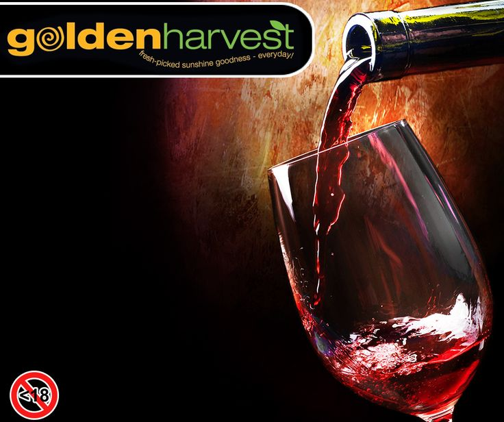 #WineWednesday – the perfect day to drink as much wine as you want. Visit our #WineBoutique or pop in at the #EdenMeanderLifestyleCentre for the biggest selection of wines. Alcohol not for sale to persons under the age of 18. Drink responsibly. #GoldenHarvest