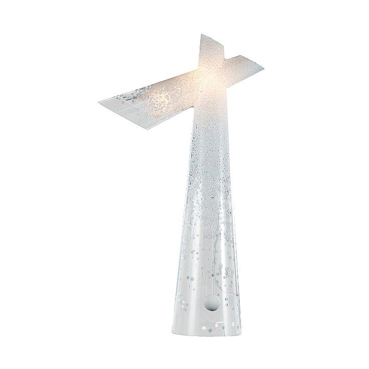 Lampe: Snow Gulvlampe Designer: Louise Campbell Leverandør: Louise Campbell