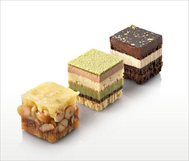 Patisserie walter gmbh finger food cubes sweet petits fours small bites pinterest - Wastafel een poser duravit ...