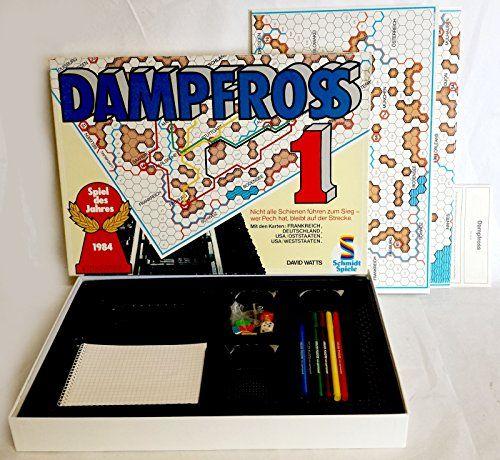 Spiel Des Jahres 1984