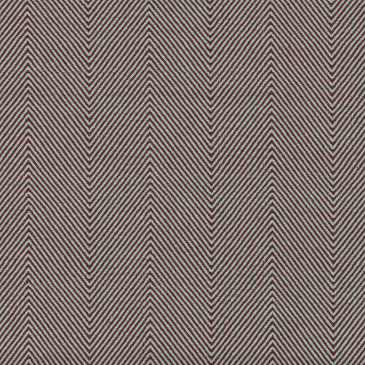 Pattern #:15628-338 Pattern Name: DORADO, CURRANT Book #2934 - Lipstick, Poppy: Tilton Fenwick Collection