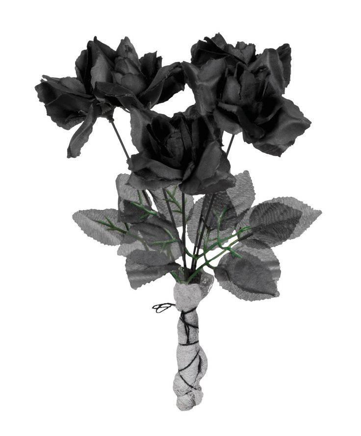 Halloween ruusukimppu