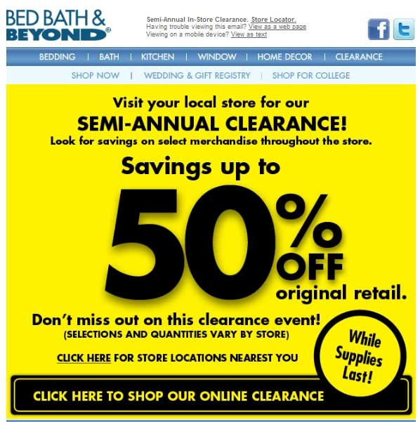 To Bed Bath And Beyond: Bed Bath And Beyond Printable Coupons Come In-store And