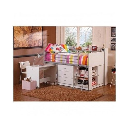 1000 Ideas About Girls White Desk On Pinterest White