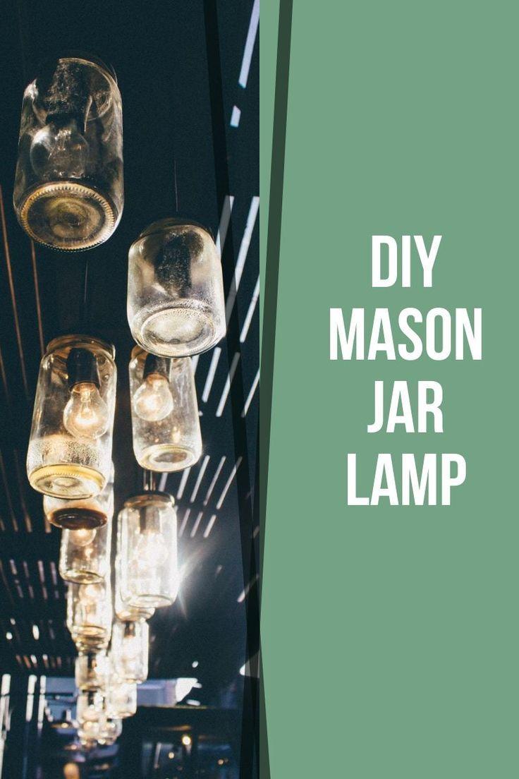 Diy Mason Jar Light In 2020 Mason Jar Diy Diy Mason Diy Mason Jar Lights